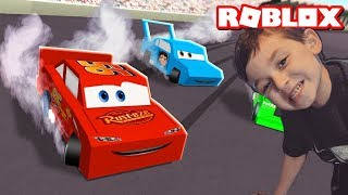 Mikey plays Roblox (Save Lightning McQueen OBBY) Part 1/2