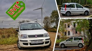 FIAT Panda / Обзор и тест-драйв / Автомобиль года в Европе / Фиат Панда обзор