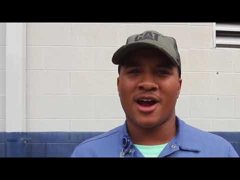 Jadarius Kidd - Diesel Graduate - Nashville Campus
