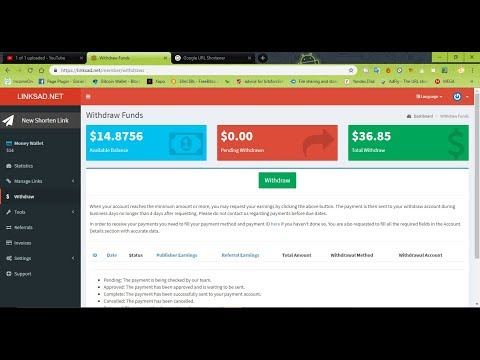 Earn 30$ Per 1000 Clicks - Highest Earning Site With Special Method Trick