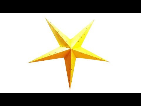 How to make Star Lantern | Christmas Decoration |DIY|