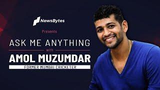 Ask Me Anything with Amol Muzumdar #NewsBytesAMA