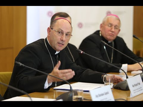 384. Zebranie Plenarne Konferencji Episkopatu Polski - abp Wojciech Polak