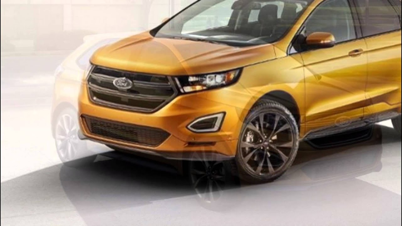 Ford Edge Electric Spice