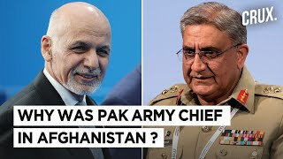 With US Troops On Their Way Out, Pak Army Chief's Afghan Visit Was To Cement Pak's Hold On Kabul
