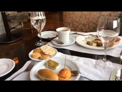 more of the high tea at the Taj Mahal Palace in Mumbai/Bombay, India
