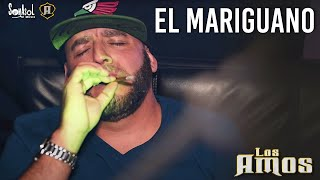 Los Amos - El Mariguano Video Oficial