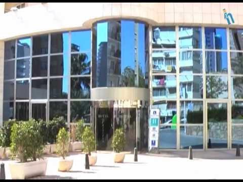 Benidorm - Hotel Rh Princesa (Quehoteles.com) - YouTube