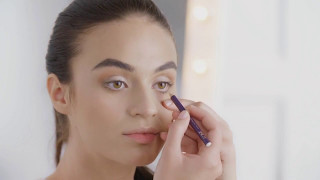 Видеоурок красоты Как увеличить глаза с помощью макияжа