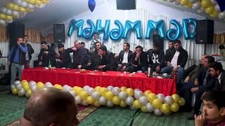 Hacı Ramilin (Pələngin) oğlu Məhəmmədin  toyunda,Super  Meyxana.2018 İlin qırğın  deyişməsi.