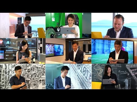 An insider look at Microsoft HK MACH program for graduates