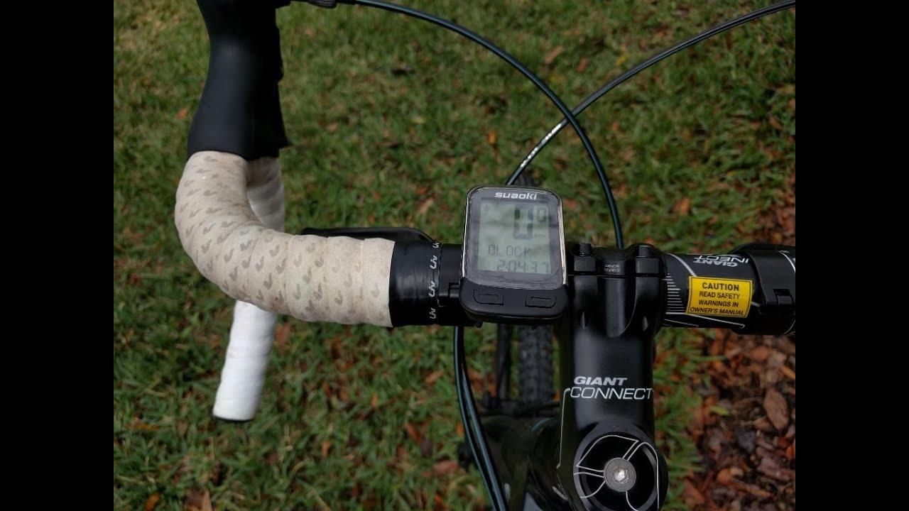Simple Bike Computer Tutorial Bubble Design Visual Communication