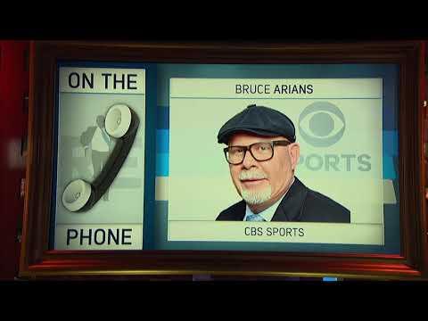 CBS Sports' Bruce Arians Talks Browns & Packers Jobs & More w/Rich Eisen   Full Interview   12/13/18