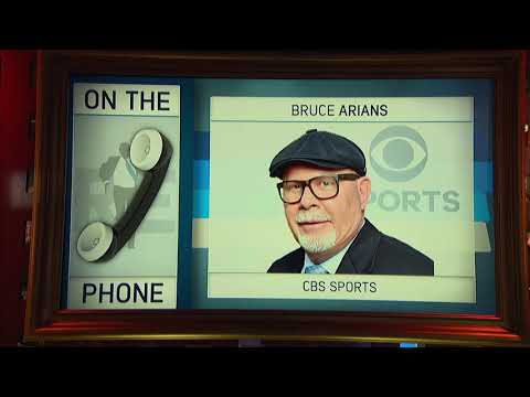CBS Sports Bruce Arians Talks Browns & Packers Jobs & More w/Rich Eisen | Full Interview | 12/13/18