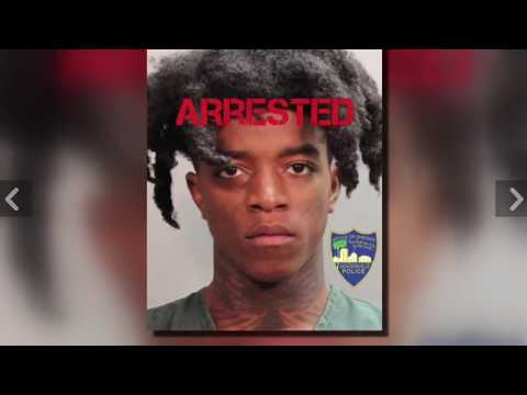 Yungeen Ace Leaves Jail With 4 Bullets Stuck In His Body