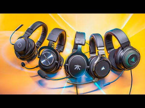 The Best & Worst Gaming Headsets  of 2019!