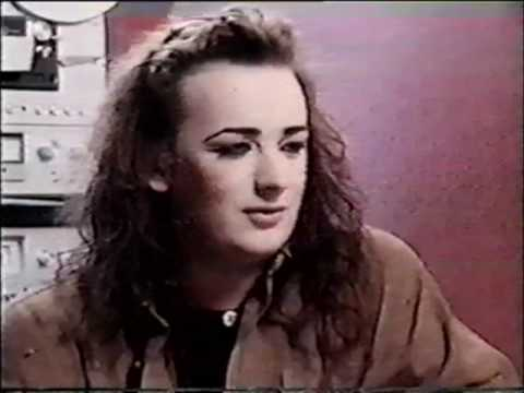 Boy George on Parkinson Eearly 80s Part 2