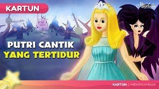 Putri Cantik yang Tertidur - Kartun Anak Cerita2 Dongeng Anak Bahasa Indonesia - Cerita Anak Anak