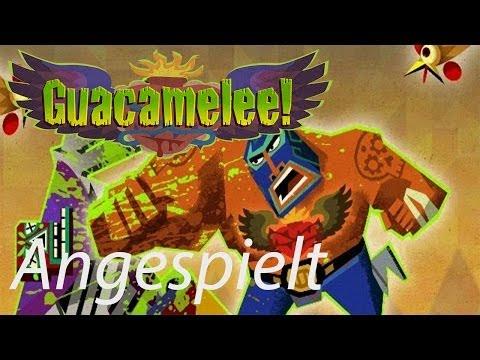 Guacamelee - Wrestling Simulator 2014! | Angespielt [Ger] [HD]