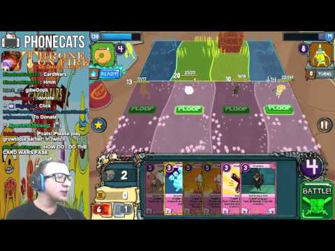 Adventure Time Card Wars - Quests + Chest