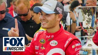 Winner s Weekend: Kyle Larson - Michigan | NASCAR RACE HUB