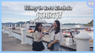 Blimey in Kota Kinabalu Series STARTS!!!! l Trailer