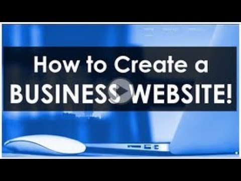 How to Create a Business Website with WordPress Easily!