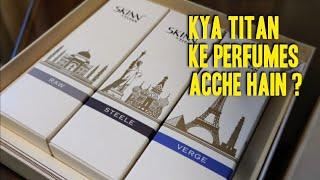 Titan Skinn Series Perfume Review हिन्दी में