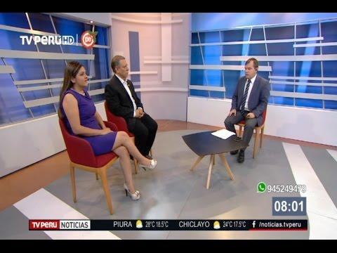 Entrevista a los congresistas Marco Arana y Karina Beteta