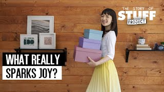What Really Sparks Joy?