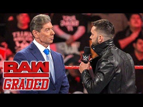 WWE Raw: GRADED (21 January) | Royal Rumble 2019 Go-Home Show