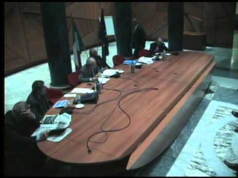 Assemblea ex Parlamentari - On. Lorenzi