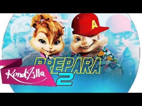 Se Prepara 2 - Alvin E Os Esquilos | MC Pedrinho - Mc Livinho | Perera DJ