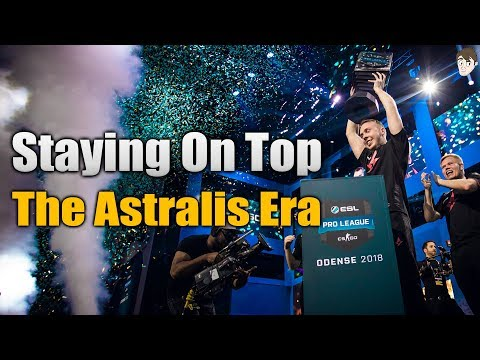 Astralis' Constant Adaptations Keep Them Dominant