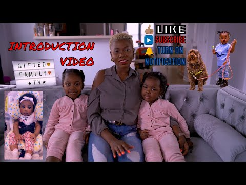 GIFTED FAMILY TV: INTRODUCTION VIDEO