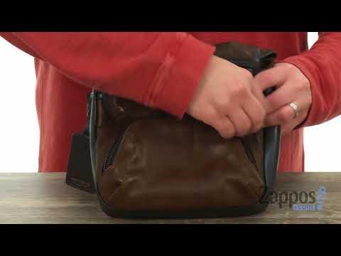 Tumi Alpha Bravo Barton Leather Crossbody SKU: 9072620