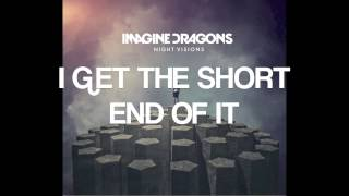 Repeat youtube video Underdog - Imagine Dragons (With Lyrics)