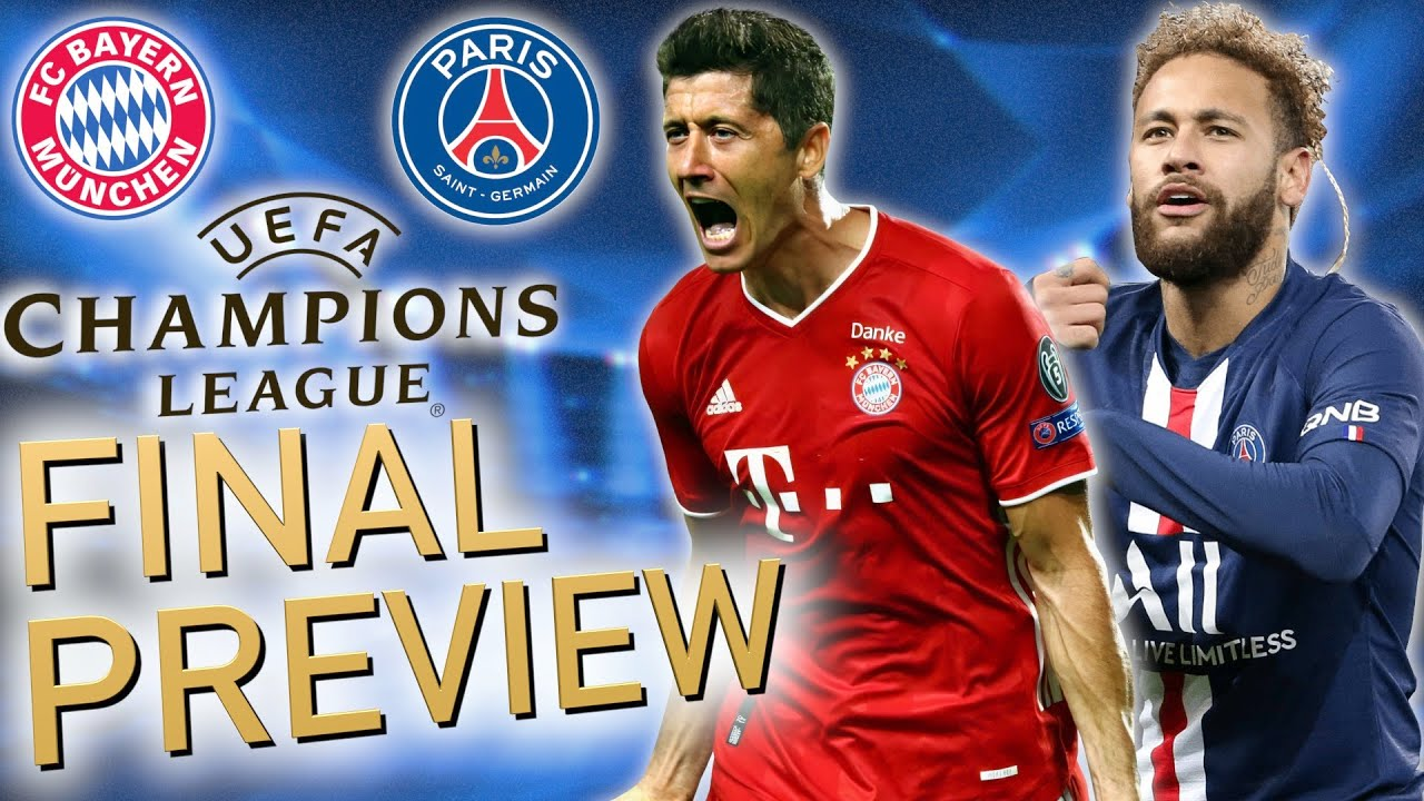 Champions League Final In Depth Preview My Predictions Bayern Munich Vs Psg Youtube