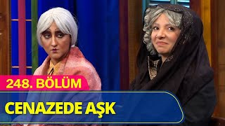 Naime Teyze - Cenazede Aşk - Güldür Güldür Show 248.Bölüm