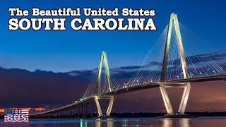 USA South Carolina State Symbols/Beautiful Places/Song SOUTH CAROLINA ON MY MIND w/lyrics