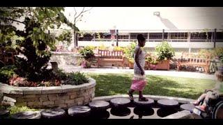 A Healing Garden at St Louis Children