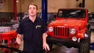 2005 Jeep Wrangler Unlimited – Part 2