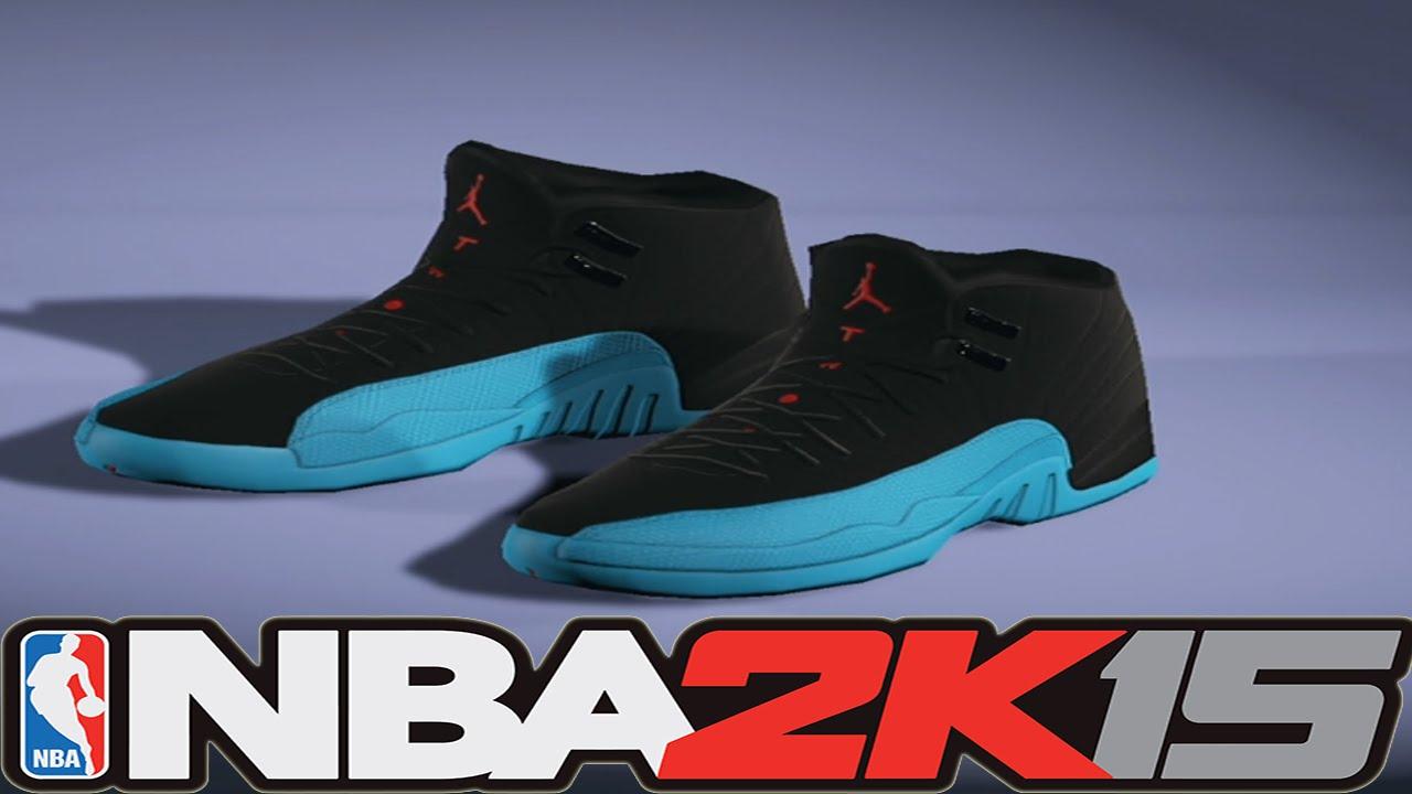 Jordan 12 Gamma Blue