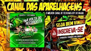 🔥 CD AO VIVO INCRIVEL CROCODILO EM ABAETETUBA   DJ PATREZE 07 12 2016 💣