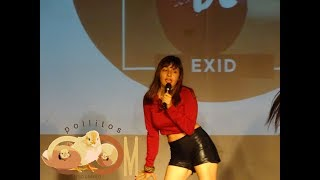 20181020_Dixout cover Up & Dwon (EXID) The Old K Pop School is Back