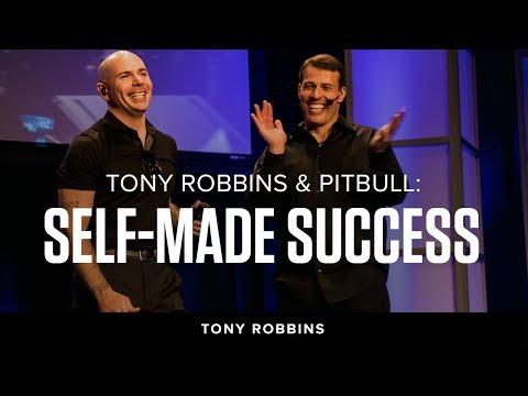 Tony Robbins & Pitbull: Self-Made Success | Tony Robbins Podcast