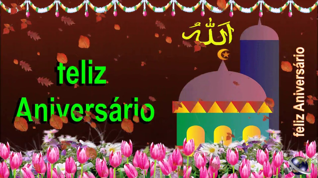 0 297 Portuguese 25 Seconds Happy Birthday Greeting Wishes Includes