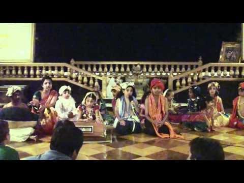 Bhajan - Summer Camp - Sri Krishna Chaitanya Prabhu - 1/2