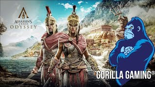 [AC][PS4] 🦍Gorilla Gaming®| AC: Odyssey, Get Spartan Kicked In the Chest | 🦍