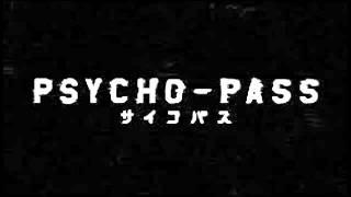 PSYCHO-PASSサイコパスのドミネーター音声.